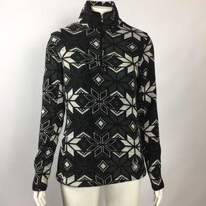 SPYDER | 1/4 ZIP | Sweater | Size 8 | AA26